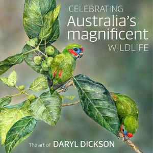 Celebrating Australia's Magnificent Wildlife: The Art of Daryl Dickson