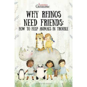 Why Rhinos Need Friends: How to Help Animals in Trouble