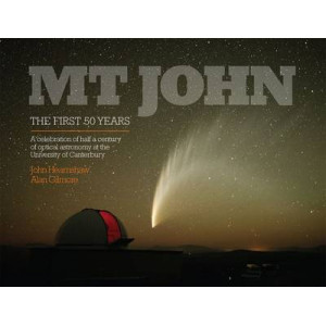 Mt John: First 50 Years