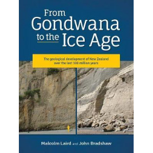 From Gondwana to the Ice Age:  Geology of New Zealand over the last 100 million years