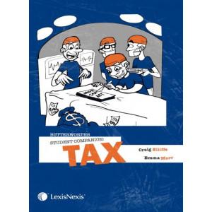 Butterworths Student Companion : Tax