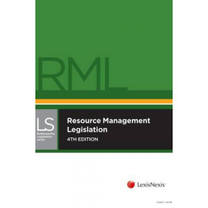 Resource Management (Butterworths Student Companion)