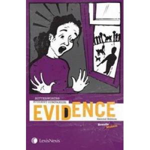 Butterworths Student Companion : Evidence 2E
