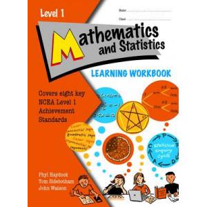 Mathematics and Statistics Learning Workbook : NCEA Level 1