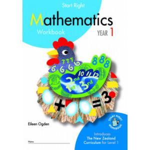 Year 1 Mathematics Start Right Workbook