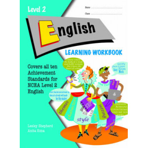 English Learning Workbook NCEA Level 2