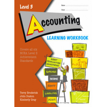 Accounting Learning Workbook NCEA Level 3