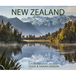 New Zealand: A Photographic Journey FULL SIZE EDITION