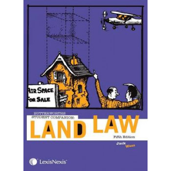 Butterworths Student Companion: Land Law 5E