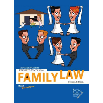 Butterworths Student Companion to Family Law