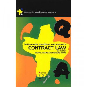 Questions & Answers : Contract Law 3E