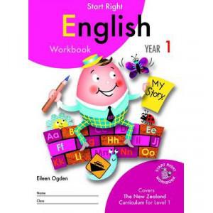 Year 1 English Start Right Workbook