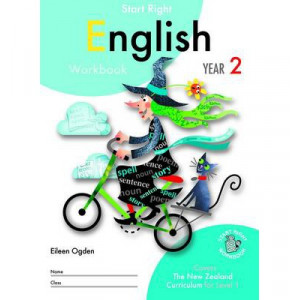 Year 2 English Start Right Workbooks