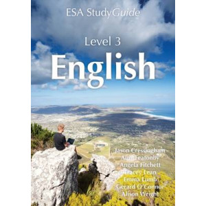 NCEA Year 13 English Study Guide Level 3 - 2015 edition