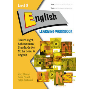 English Learning Workbook NCEA Level 3
