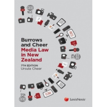 Burrows and Cheer on Media Law in New Zealand
