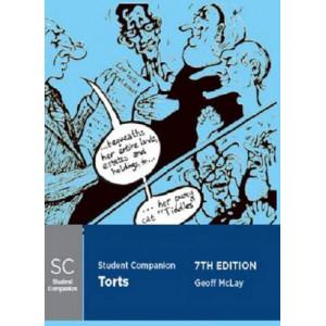 Torts Law : Student Companion 7e