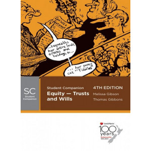 Student Companion : Equity : Trusts and Wills, 4th Edition