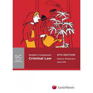 Student Companion: Criminal Law