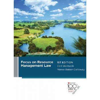 Focus on Resource Management Law