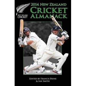 2014 New Zealand Cricket Almanack