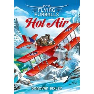 Hot Air: Flying Furballs #2