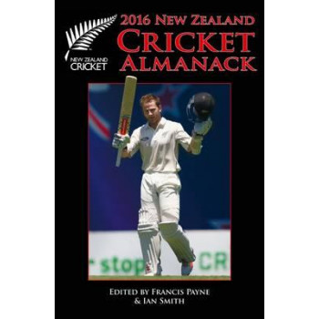2016 New Zealand Cricket Almanack (Review of 2015/2016 season)