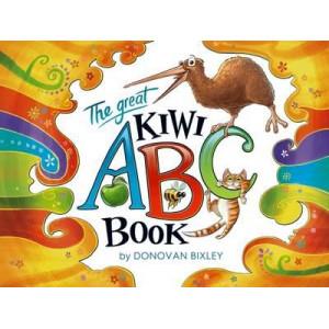 Great Kiwi ABC Book