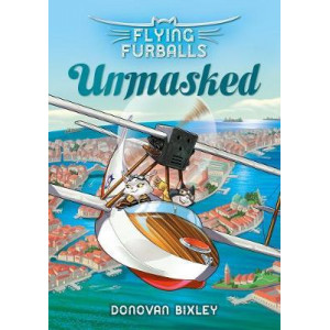 Unmasked: Flying Furballs #3