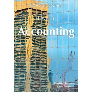 NCEA Level 3 Accounting Study Guide 2015