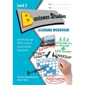 Business Studies Learning Workbook NCEA Level 2
