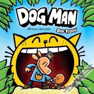 2021 Dog Man Dav Pilkey Calendar