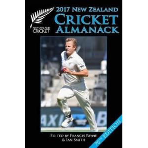 2017  New Zealand Cricket Almanack (Review of 2016/2017 season)