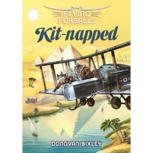 Kit-napped: Flying Furballs #5