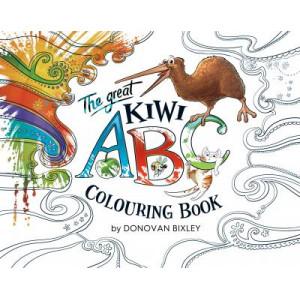 Great Kiwi ABC Colouring Book