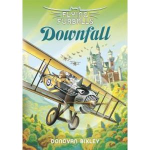 Downfall: Flying Furballs #8