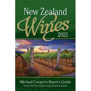 New Zealand Wines 2021: Michael Cooper's Buyer's Guide