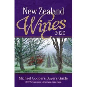NZ Wines 2020: Michael Cooper's Buyer's Guide