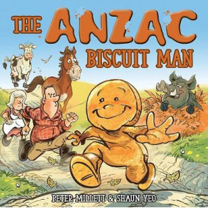 ANZAC Biscuit Man, The