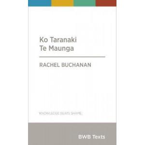 Ko Taranaki Te Maunga