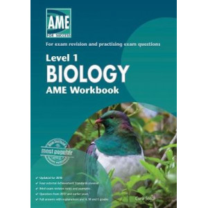 AME NCEA Level 1 Biology Workbook: 2018