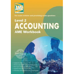 AME Accounting Workbook, NCEA Level 2