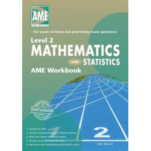 AME Maths and Stats Workbook, NCEA Level 2 2018