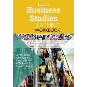 NCEA Business Studies Learning Workbook