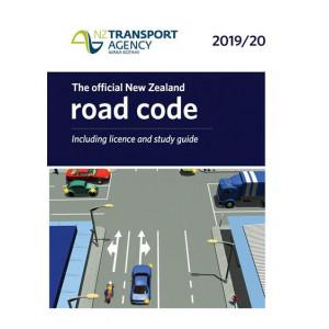 NZ Road Code 2019/20