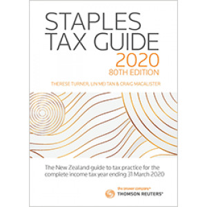 Staples Tax Guide 2020