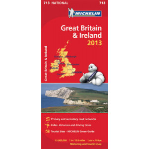 Great Britain and Ireland: 2013