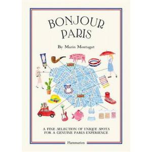 Bonjour Paris: The Bonjour Map Guides