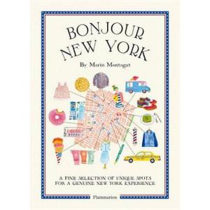 Bonjour New York: The Bonjour Map Guides