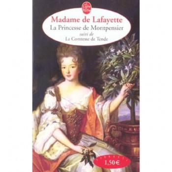La Princesse de Montpensier: Suivi de La Comtesse de Tende